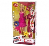 BARBIE N6845 High School Musical Maturita - Sharpay