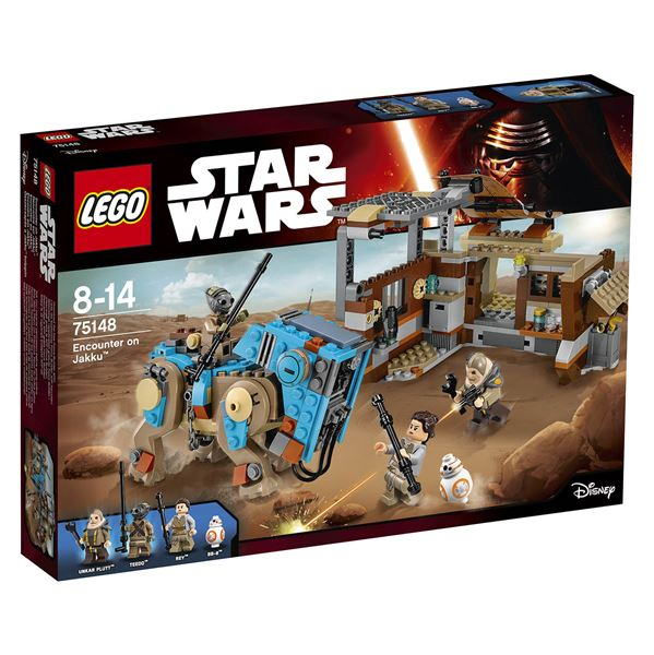 LEGO Star Wars 75148Encounter on Jakku (Setkání na Jakku)