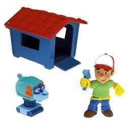 Fisher Price Handy Manny figurky - D)