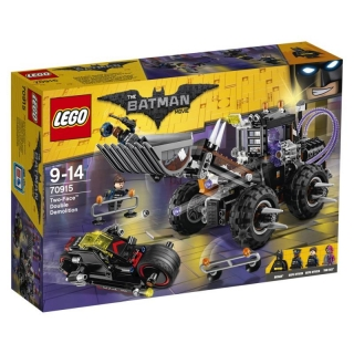 LEGO Batman Movie 70915 Dvojitá demolice Two-Face™