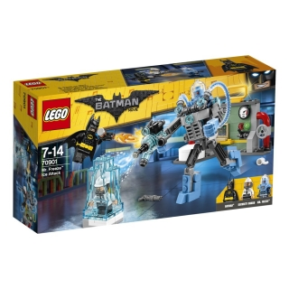 LEGO Batman Movie 70901 Ledový útok Mr. Freeze™