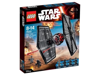 LEGO Star Wars 75101 First Order Special Forces TIE fighter™ (Stíhačka TIE speci