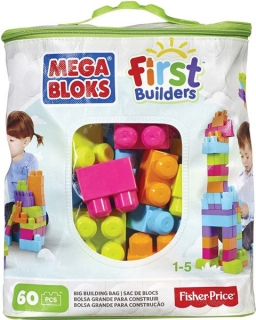Mega Bloks FB BIG BUILDING BAG UNISEX (60)