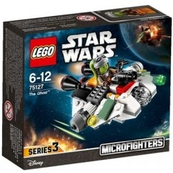 LEGO Star Wars 75127 - The Ghost (Loď Ghost)