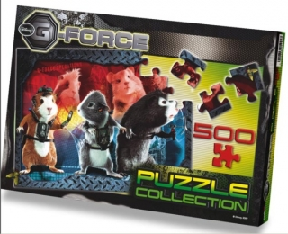 NORIS - Disney - G-Force Puzzle I, 500 dílků